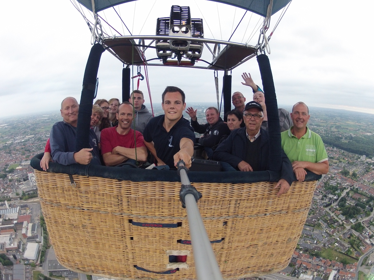 Ballonvaart Roeselare