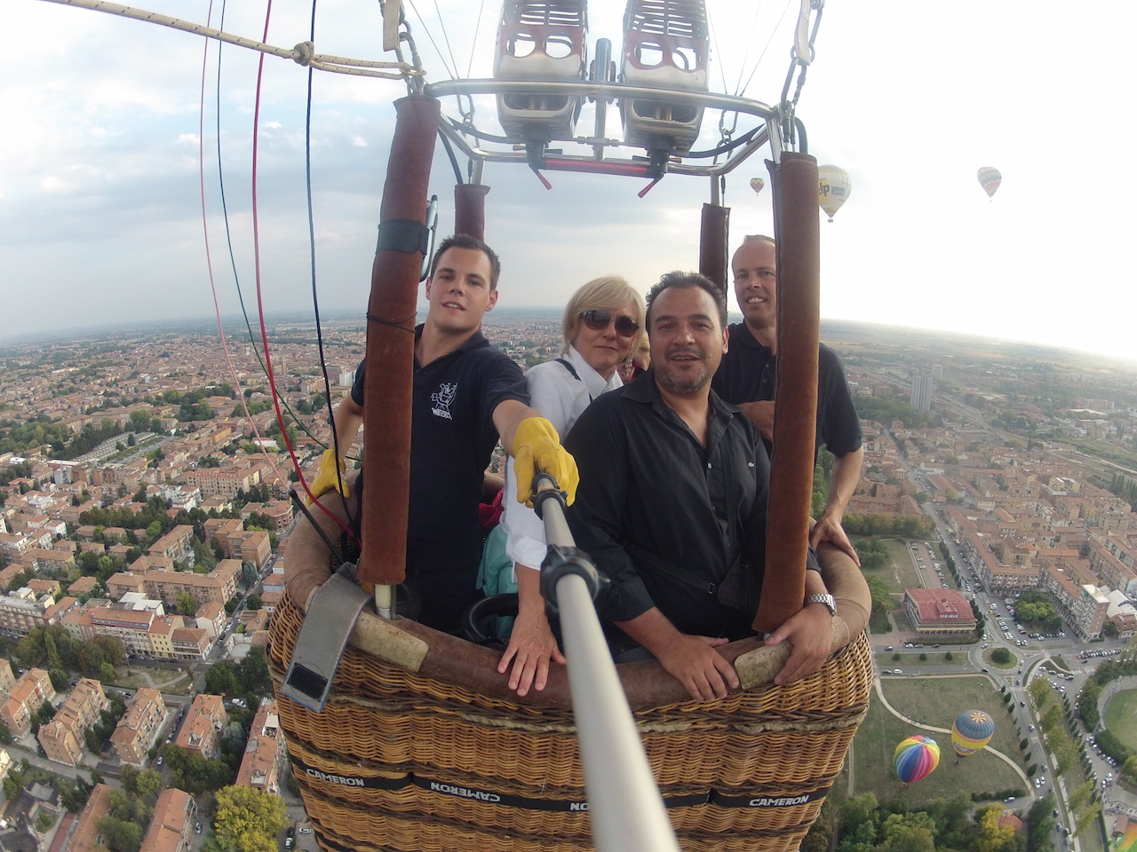 Ballonvaart Ferrara