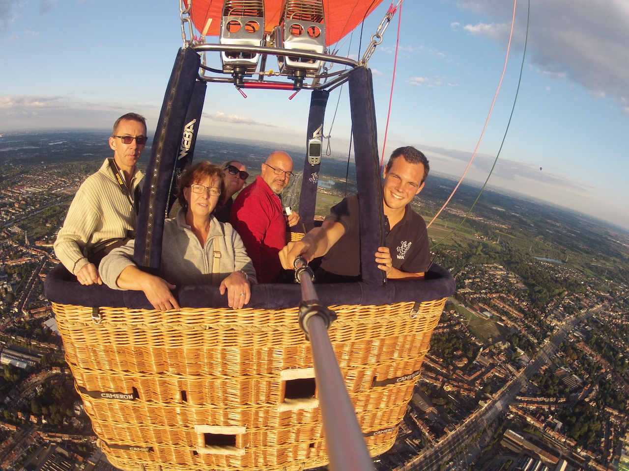 Ballonvaart Gent