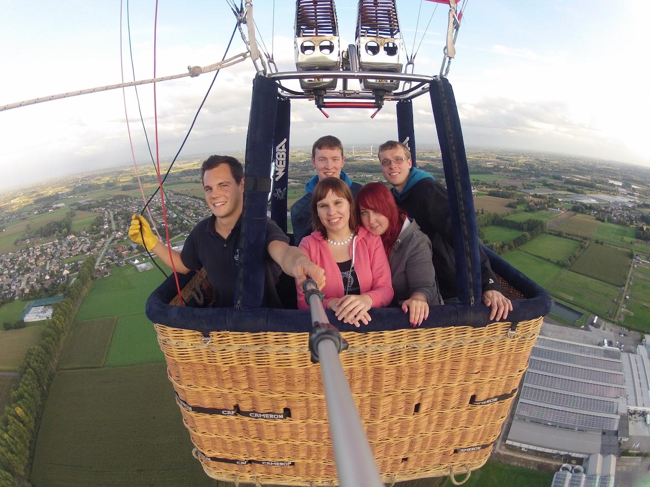 Ballonvaart Lochristi