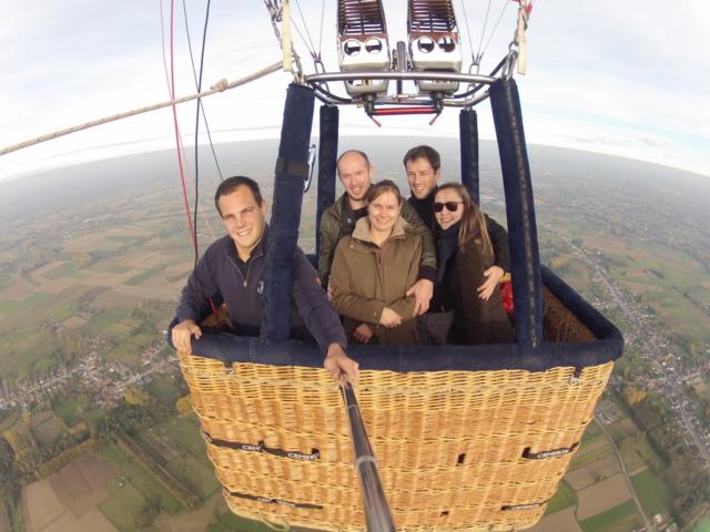 Ballonvaart Gavere
