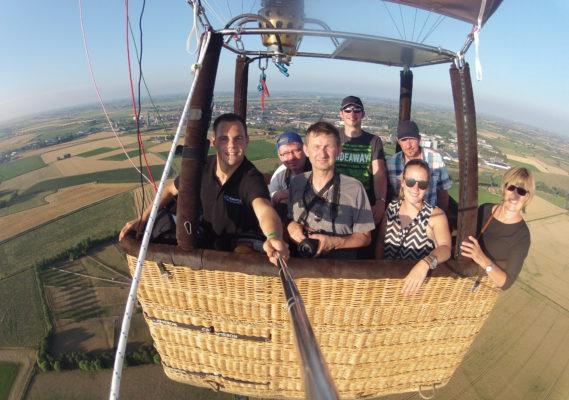 Ballonvaart Diksmuide