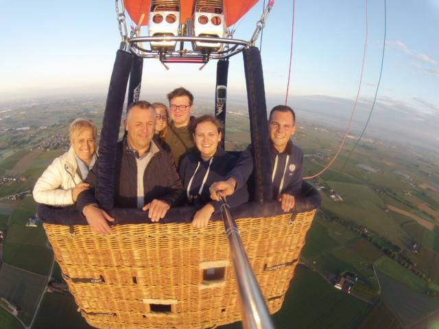 Ballonvaart Tielt