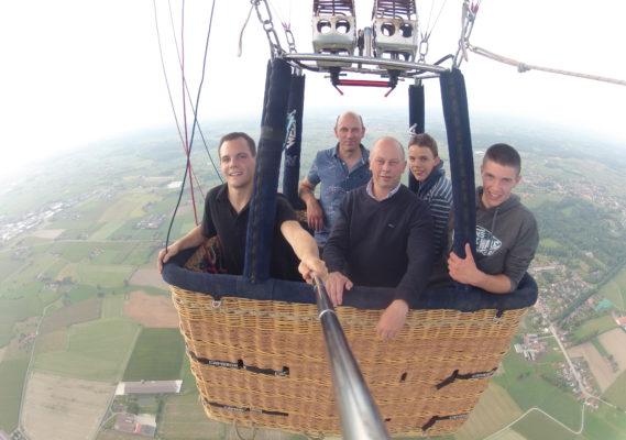 Ballonvaart Zulte