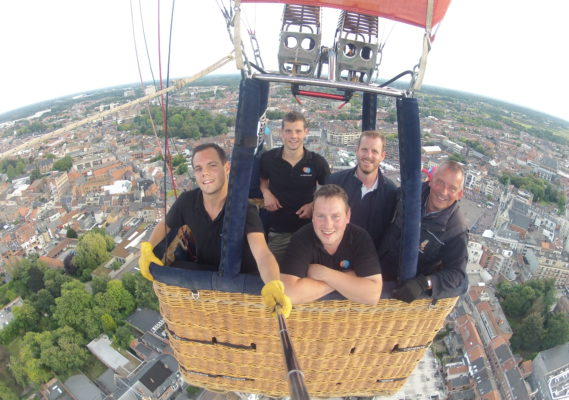 Ballonvaart Sint-Niklaas