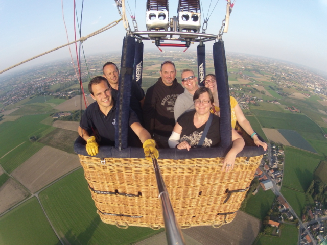 Ballonvaart Kuurne