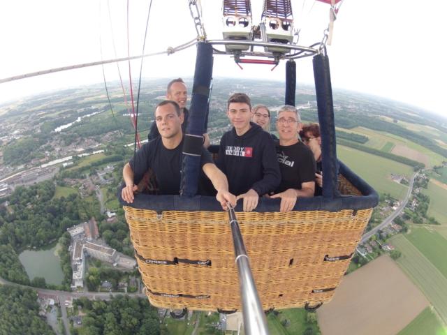 Ballonvaart Péruwelz