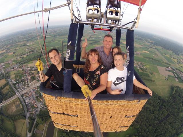 Ballonvaart Oostkamp