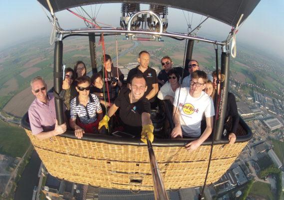 Ballonvaart Meulebeke