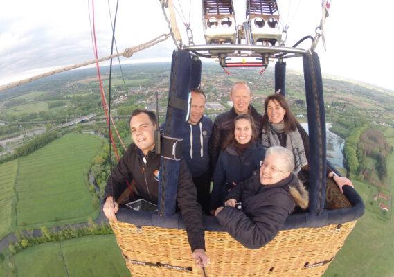 Ballonvaart Eke