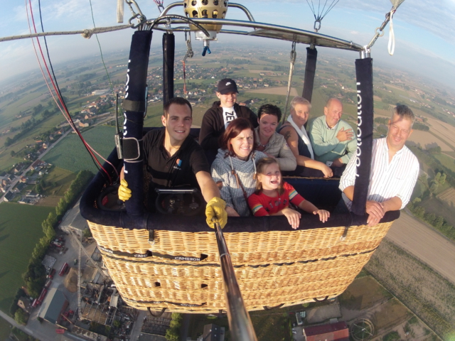 Ballonvaart Aarsele